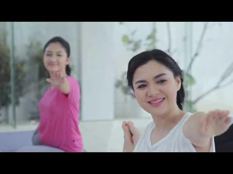 Yoga With Vicky Shu dan  Nourish Skin | Cantik Channel