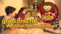 Griechische Weihnachtstraditionen-wir backen! - Hey Hanni!#25