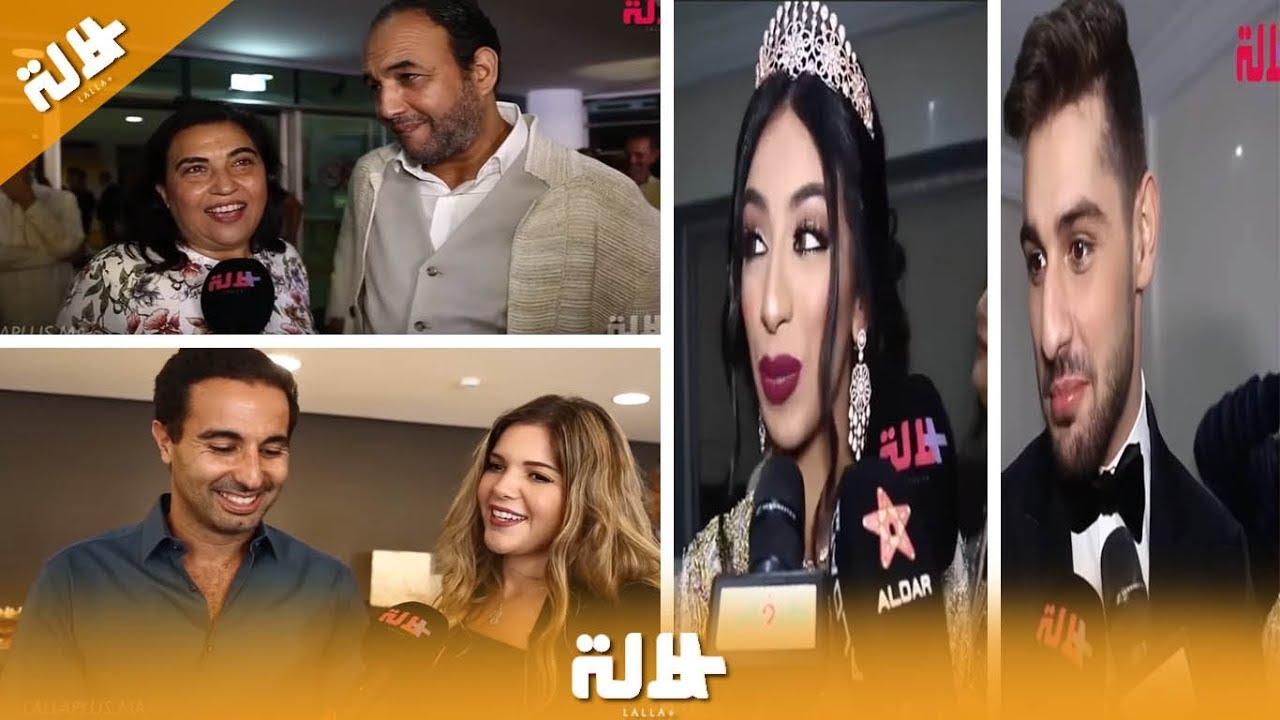"""بمناسبة عيد الحب.. مشاهير مغاربة عبروا عن حبهم الكبير لبعضهم البعض أمام كاميرا """"لالة+ """""""