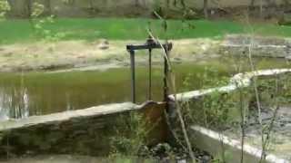 Susquehanna State Park Rock Run Mill Lock And Race Location Uncut HD