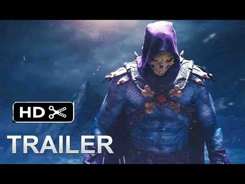 He-Man Movie Trailer Teaser - 2019 Masters of the universe