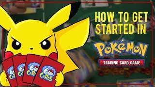 How to Get Started Playing Pokemon TCG (Cheap Way to Start Playing Pokemon Cards)