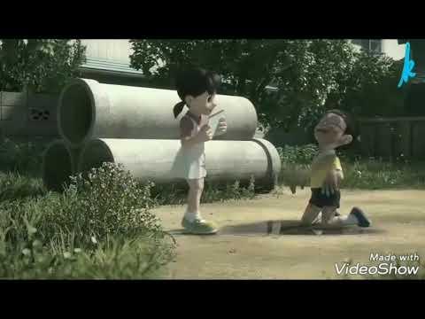 Uska hi banana (instrumental song) Love animated song ||Full HD||