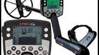 Металошукач E-Trac налаштування