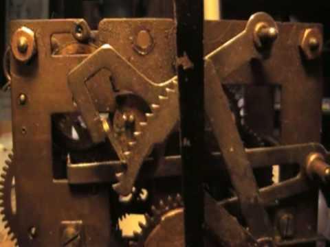 mecanisme horloge a carillon