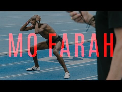 MO FARAH//THE GREATEST DISTANCE RUNNER?