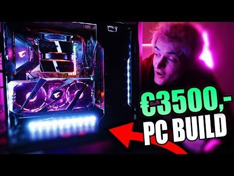 ULTIEME Fortnite PC VAN €3500,- ZELF BOUWEN! (Roediementair Setup 2019)