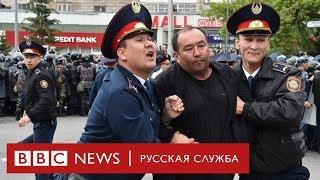 Протесты в Казахстане: что известно о задержанных?
