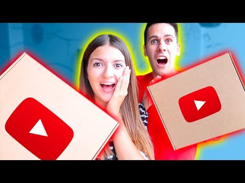 LA MYSTERY BOX DI YOUTUBE!! *SUPER RARA*
