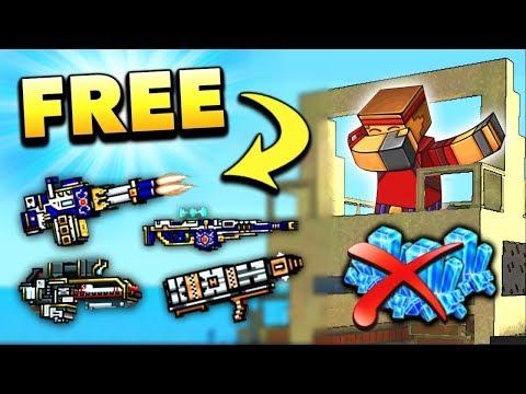 If Pixel Gun 3D WASN'T Pay-to-Win...