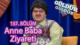 BKM Güldür Güldür Show 137.  Bölüm, Anne Baba Ziyareti Skeci
