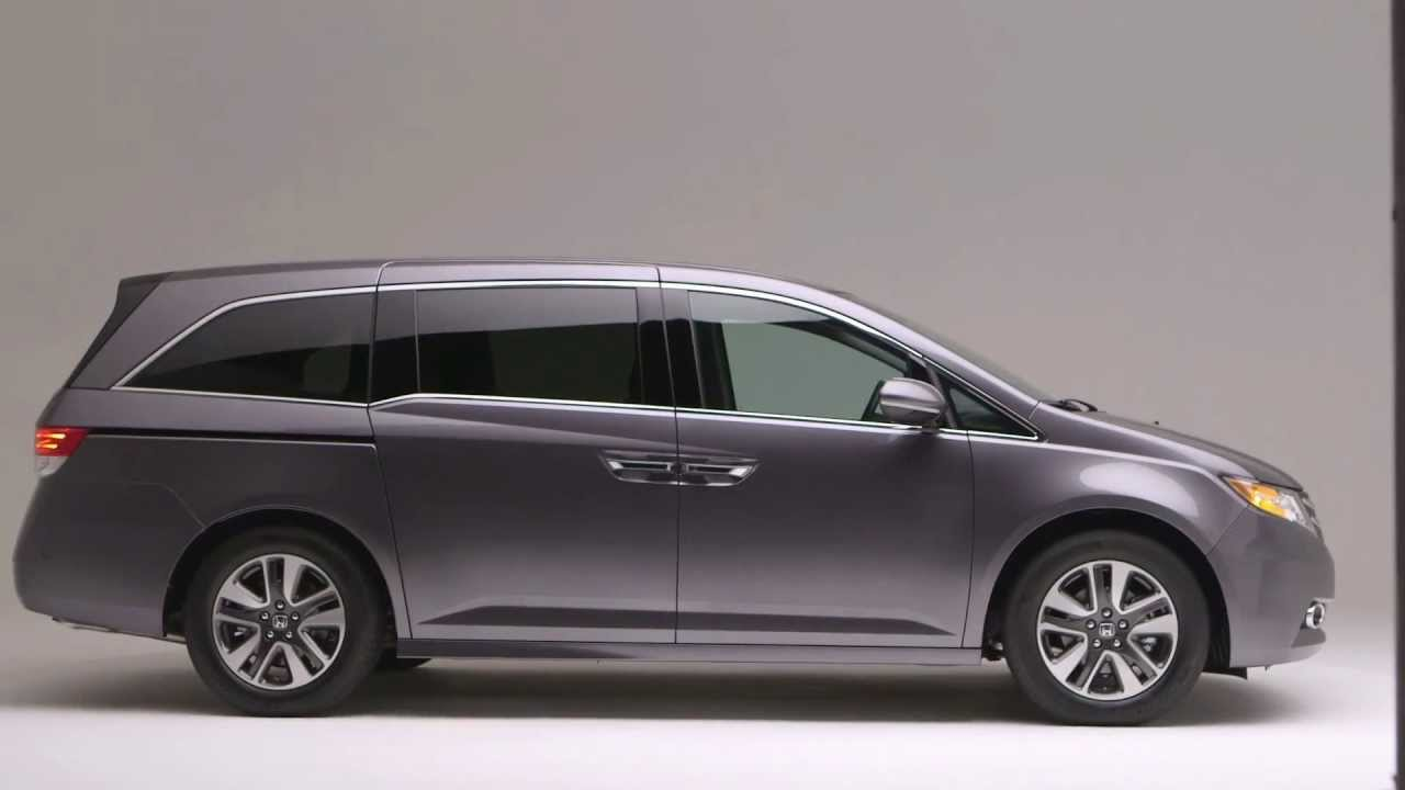 2014 Honda Odyssey Touring Elite Overview