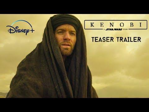 KENOBI:(2020) TEASER TRAILER - Ewan McGregor, Ray Park - Disney + (CONCEPT