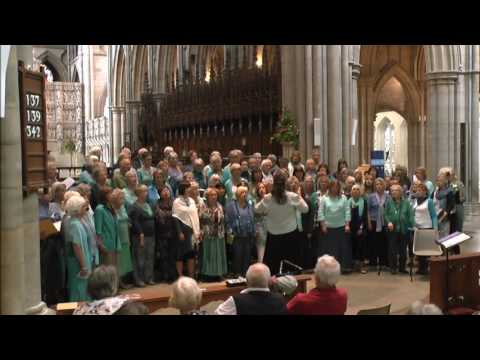 'Stronger' (Chorus) Helen Yeomans Truro Cathedral 030617