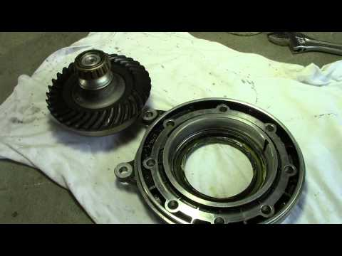 2002 BMW K1200RS Final Drive Ball Bearing Replacement Part 2