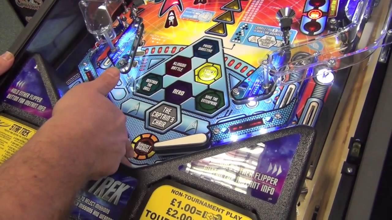 Anatomy of a Pinball Machine