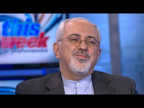'This Week' Exclusive Interview: Iran's Foreign Minister Javad Zarif