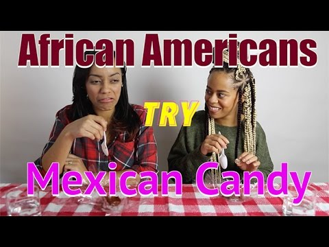 AFRICAN AMERICANS TRY MEXICAN CANDY - mitú