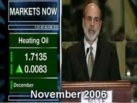 Bernanke Was Wrong
