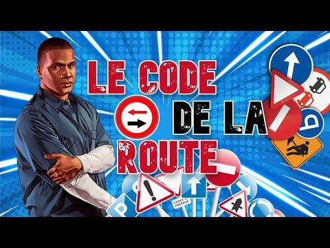 CODE DE LA ROUTE !!! (c'est pas GTA) |