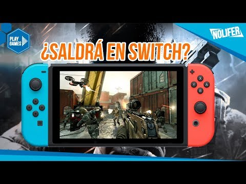 Call of Duty Black OPS 4 ¿Llegara a Nintendo Switch? / #CallofDutyBlackOps4 #NintendoSwitch