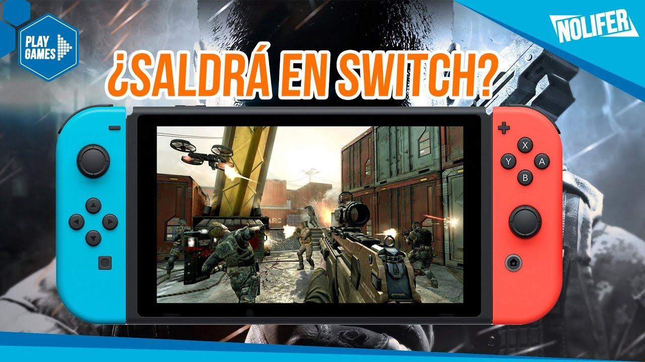 Call Of Duty Black Ops 4 Llegara A Nintendo Switch Callofdutyblackops4 Nintendoswitch Youtube