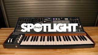 Arturia MatrixBrute Analog Matrix Synthesizer - Sounds Overview