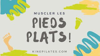 Pied plats ? Exercices pour muscler l'arche du pied