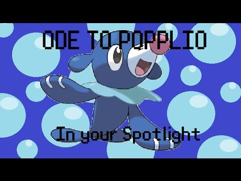 Ode to Popplio (In your Spotlight)