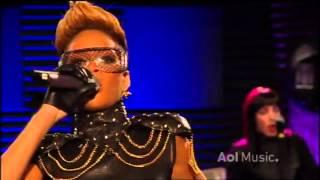 Rihanna - Hard Live (AOL Sessions) HD