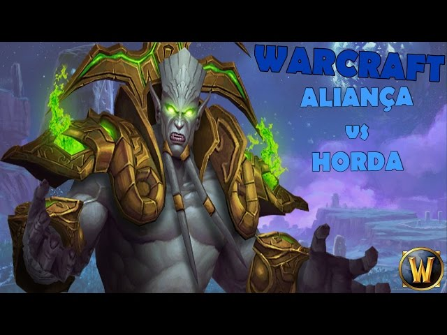 A história de Wacraft / WOW - pt2