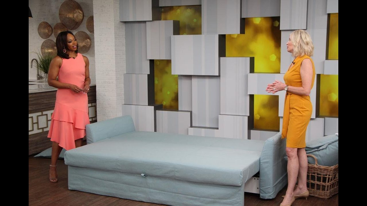 The Modern Sofa Beds Any Guest Would Love To Sleep On - YouTube
