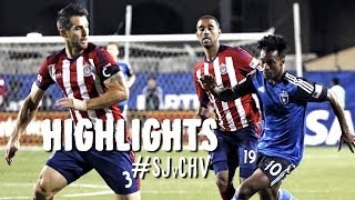 HIGHLIGHTS: San Jose Earthquakes vs Chivas USA | April 26th, 2014