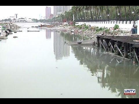 Rehabilitasyon sa Manila Bay, sisimulan na sa January 27