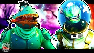 HOW MOISTY MERMAN DIED AND BECAME LEVIATHAN *SECRET* - A Fortnite Short Film