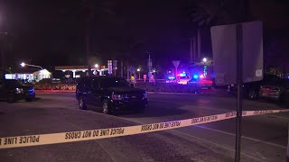 Attempted traffic stop leads to police involved shooting in Hollywood