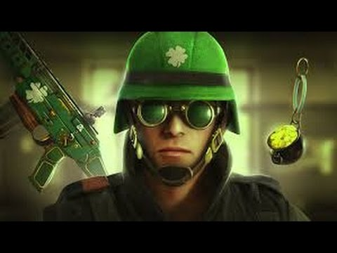 Rainbow Six® Siege - THERMITE ROCK IRISH