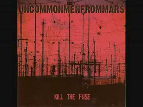 Uncommonmenfrommars - Blue Flame