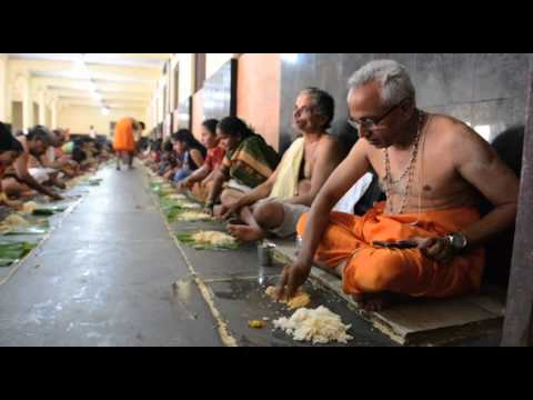 A visit to the Krishna temple at Udupi