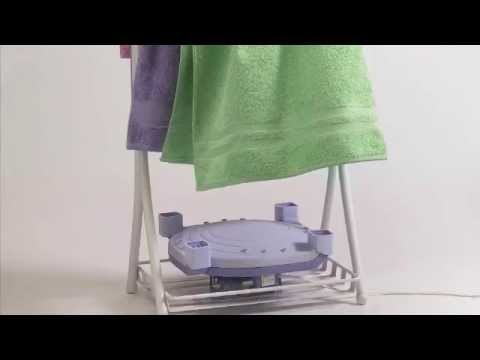 S che linge vit 39 sec youtube - Etendoir electrique sechant ...