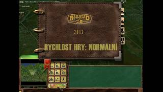 Railroad Tycoon 3 - CZ Let's Play ► Ano, jsme!