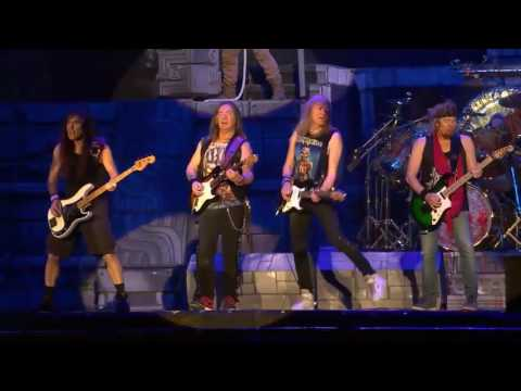 Iron Maiden - Hallowed Be Thy Name (Live Wacken 2016)