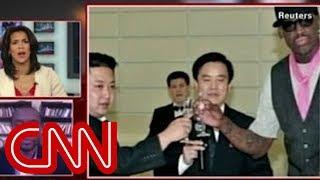 Dennis Rodman: Kim Jong-un is my friend