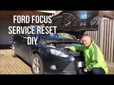 Service Light Reset Ford Focus 2011 2015