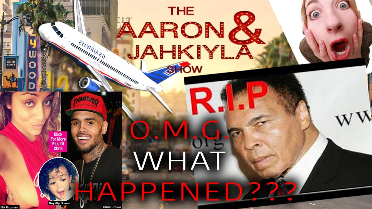 CHRIS BROWN BABY MAMA DRAMA! + TEEN RAPPER & R.I.P. TO THE ...