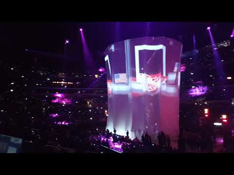 Lakers use Mic Drop remix during video intro