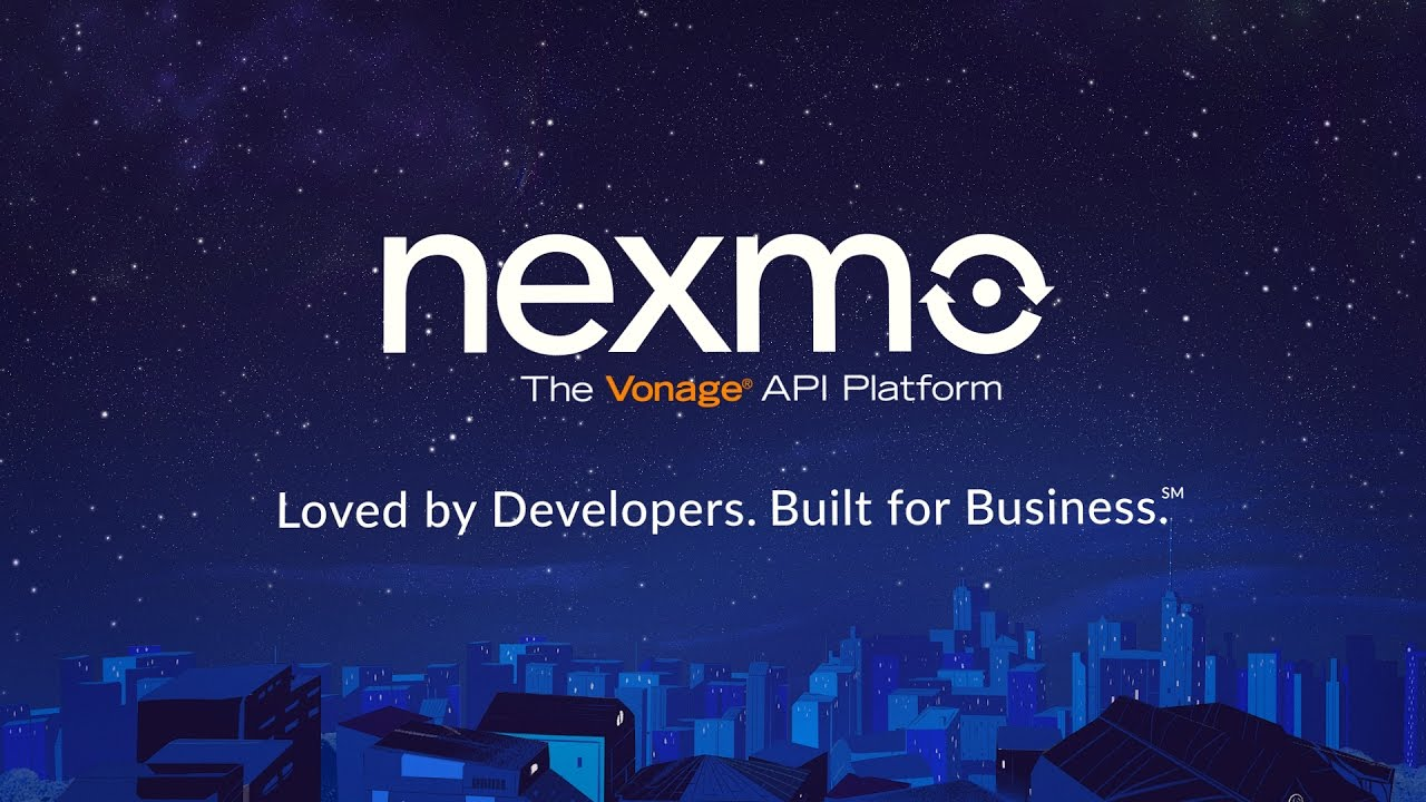 Nexmo - APIs for SMS, Voice and Phone Verifications
