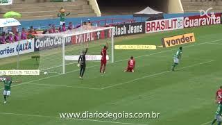 TVDG - Melhores momentos de Goiás 0 X 2 Internacional