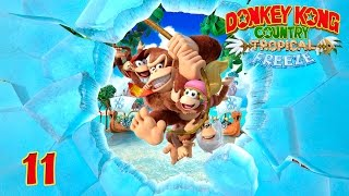 Donkey Kong Country Tropical Freeze #11 - Buchstabensuppe