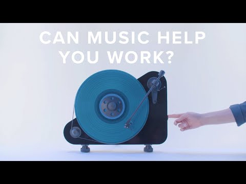 Optimize Your Productivity With The Perfect Playlist